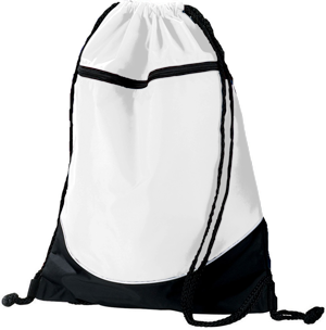 Augusta Tricolor Drawstring Backpack
