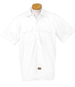 Dickies Adult 5.25 Ounce Short Sleeve Work Shirt