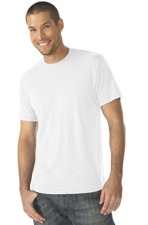 Next Level Men's 4.3 Ounce Tri-Blend Crewneck T-Shirt
